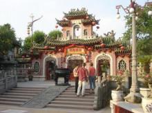 ツリーハウス職人高浜 直樹の旅日記-ベトナム