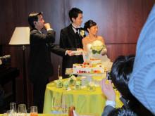 結婚式まであと何日!?タカハマとタカハマの結婚準備ブログ-司会がちょっと噛んだ